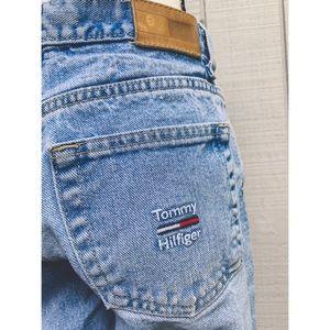 Vtg 90's Tommy Hilfiger Jeans